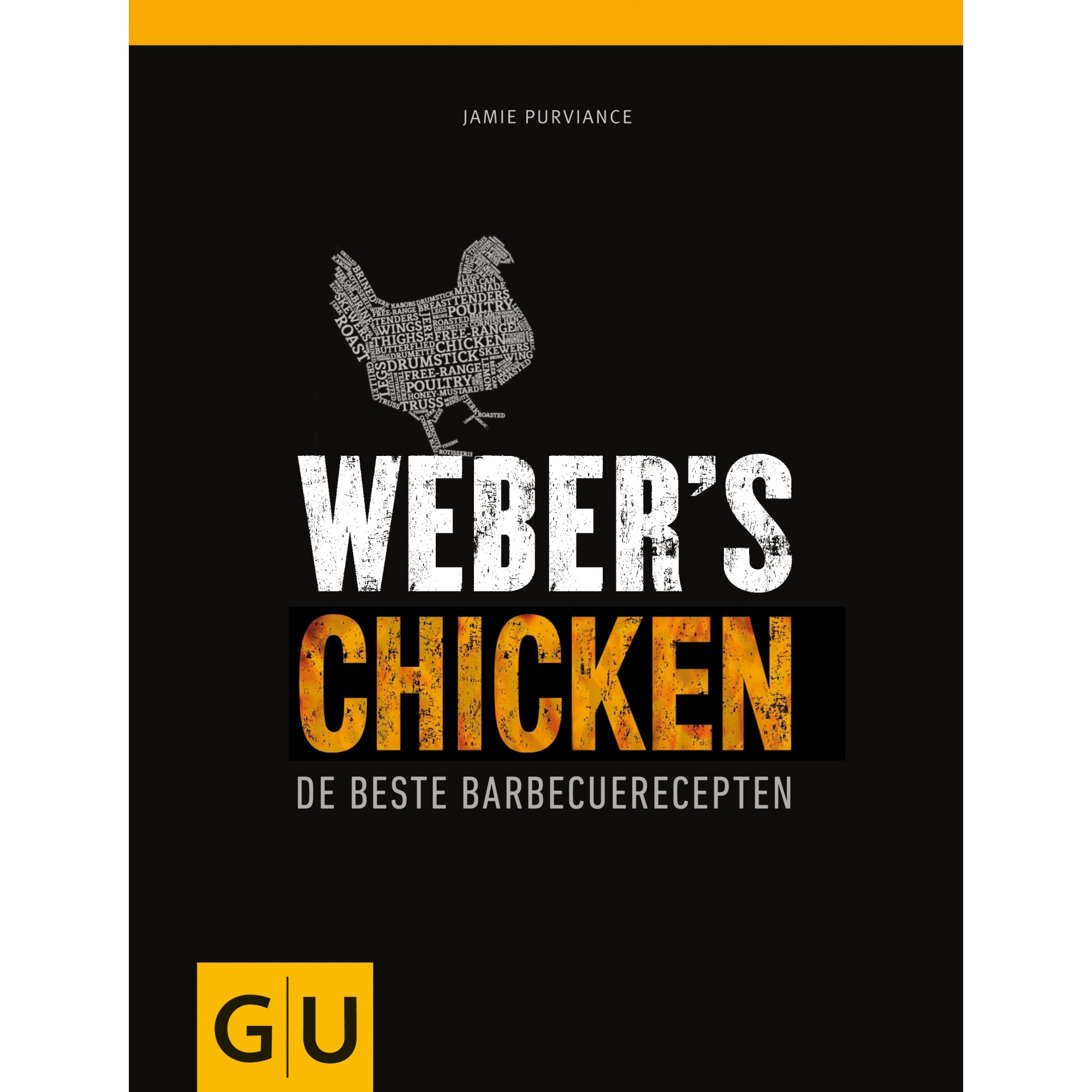 Weber receptenboek chicken