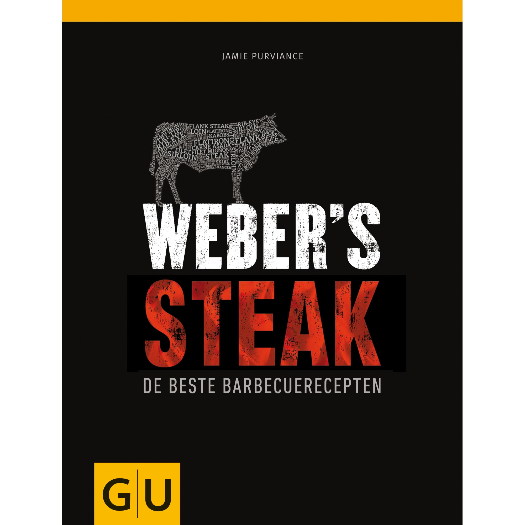 Weber receptenboek steak