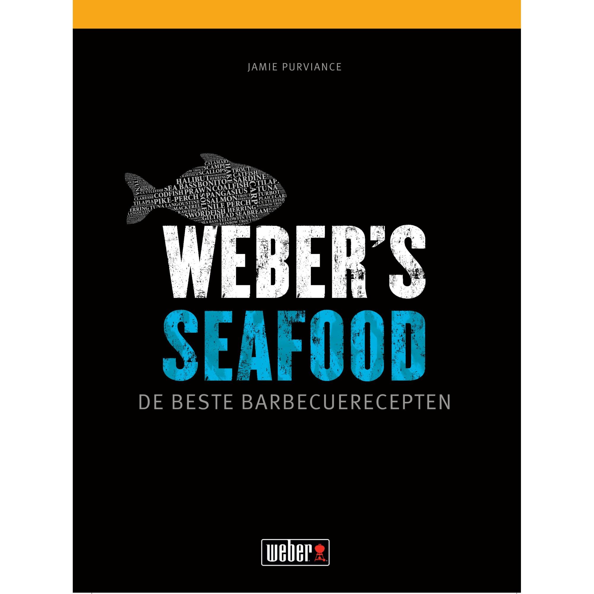 Weber receptenboek seafood