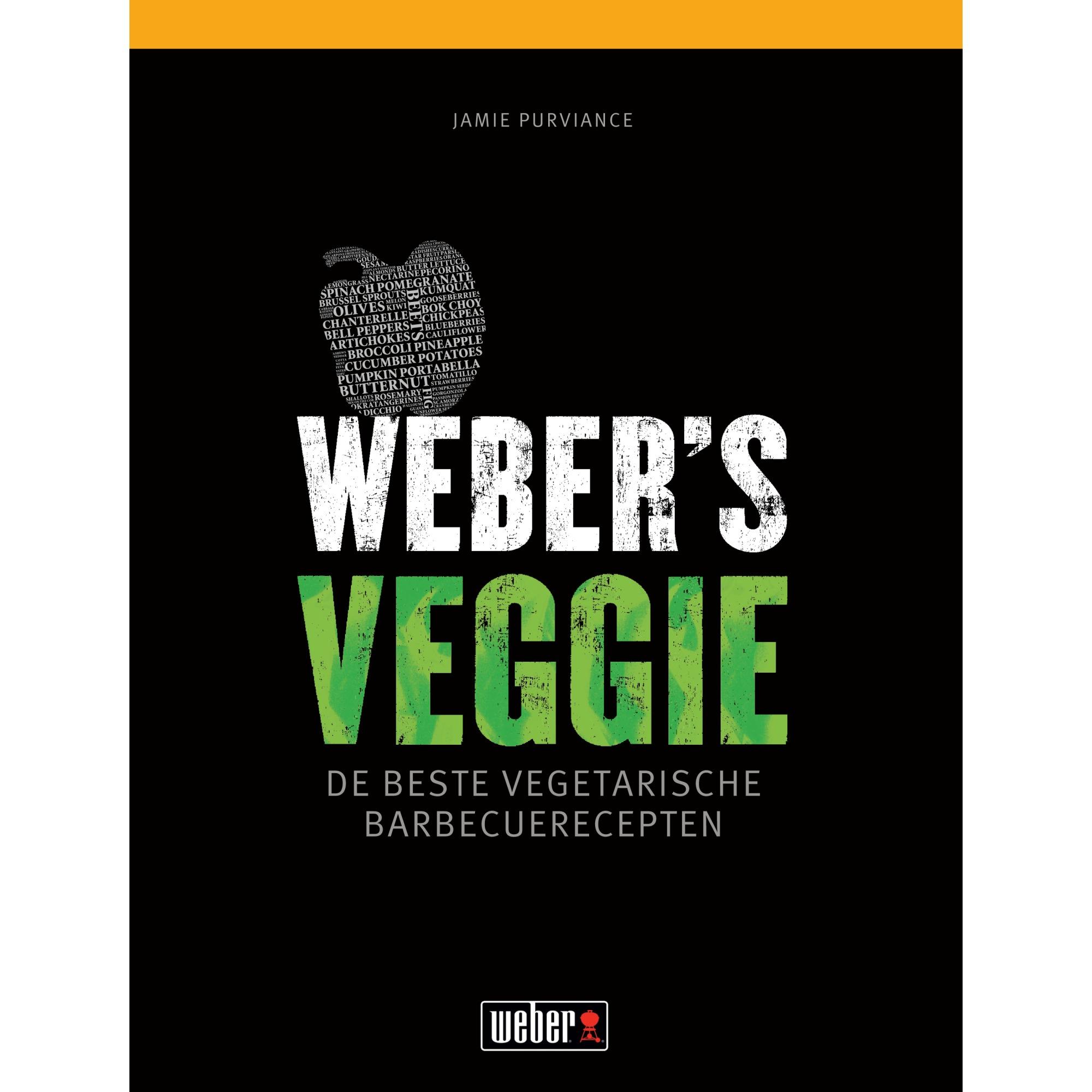 Weber receptenboek veggie