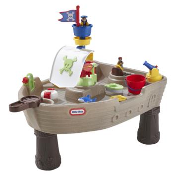 Watertafel Piratenboot