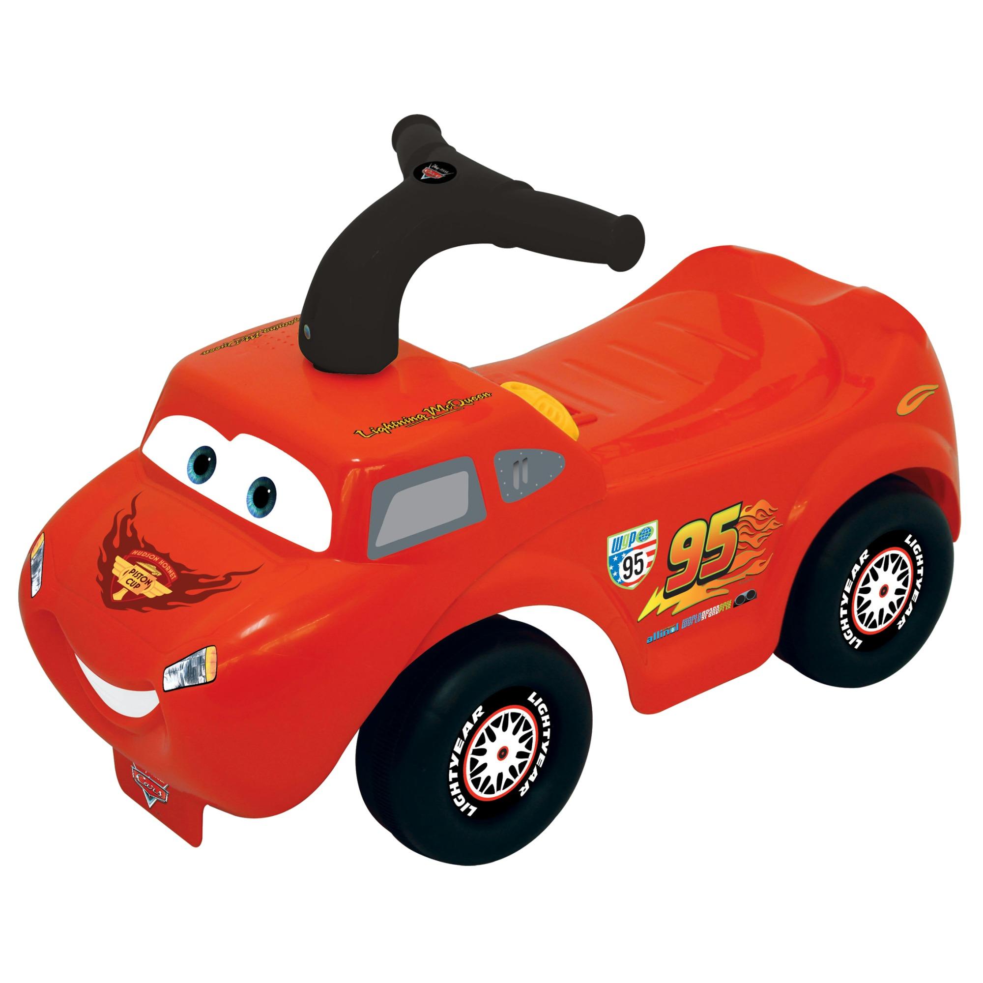 Cars Mcqueen Activity Racer