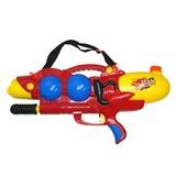Waterpistool rood/geel