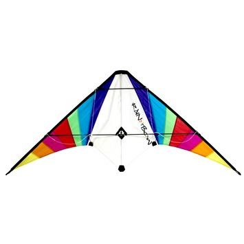 Rhombus vlieger rainbow 2012