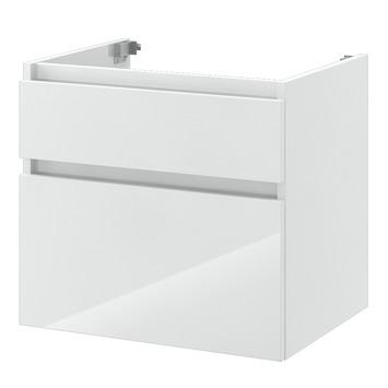 Bruynzeel Monta onderkast hoogglans wit 60 cm