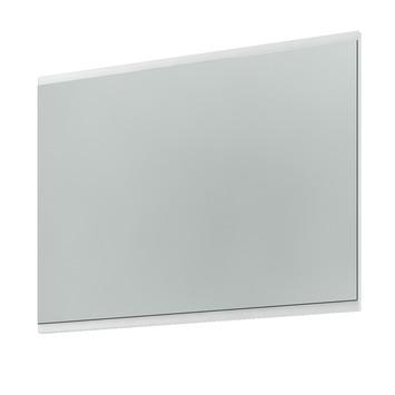 Arte spiegel hoogglans wit 80 cm