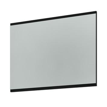 Arte spiegel zwart 80 cm