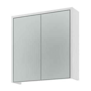 Arte spiegelkast hoogglans wit 60 cm
