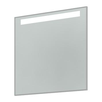 Bruynzeel spiegel met T5 lamp  met verwarming aluminium 60 cm