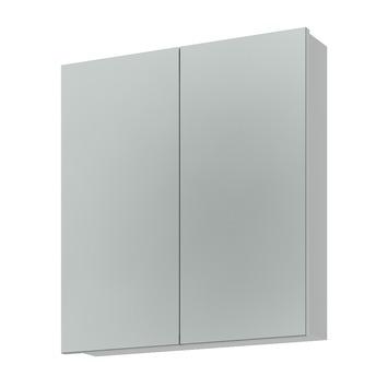 Gamma bruynzeel spiegelkast 2 deurs 60 cm kopen for Spiegelkast badkamer 60 cm
