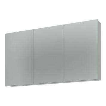 bruynzeel spiegelkast 3 deurs 120 cm