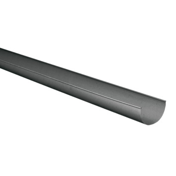 Martens mastgoot antraciet 100 mm 2 meter