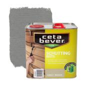 CetaBever schuttingbeits grey wash 2,5 liter