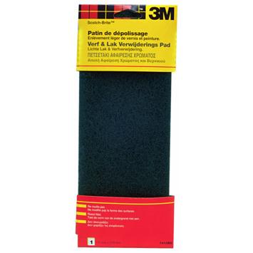 3M ScotchBrite polijstpad verf en lak