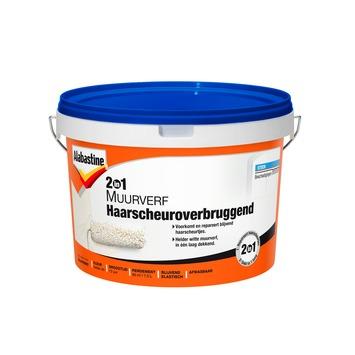 Gamma Alabastine Muurverf Haarschuuroverbruggend 2in1 7 5 Liter Kopen