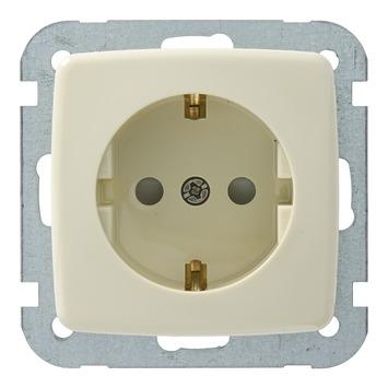 GAMMA K2 Voordeelpack 6x Stopcontact Crème