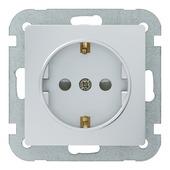 GAMMA Ventoux stopcontact zilver 6 stuks