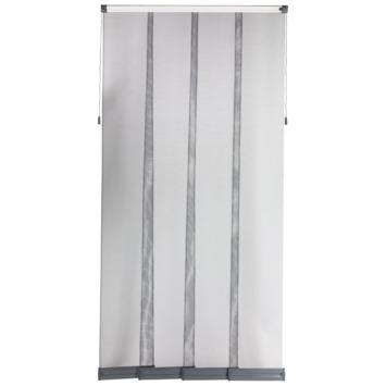 Bruynzeel lamellenhordeur 700 serie grijs 120x260 cm