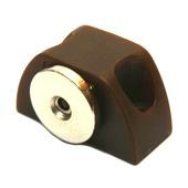 GAMMA magneetsnapper hoek bruin 2 stuks