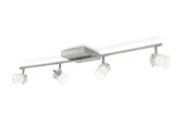Philips trioplaat Toile LED 4X3W wit