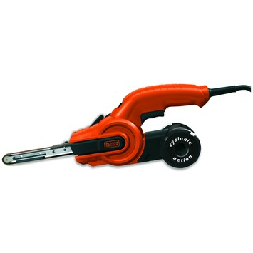 Black+Decker Powerfile bandschuurmachine KA900E-QS 350W