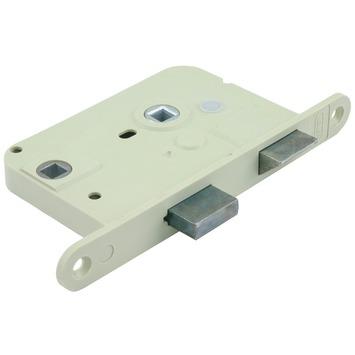NEMEF 1300 serie insteekslot badkamerslot/wc-slot hoogwaardig kunststof Doorn 50mm PC 63mm