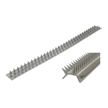 SecuMax Anti-Klimstrip grijs 50 cm 8 stuks