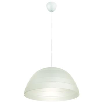 Hanglamp Var crème LED