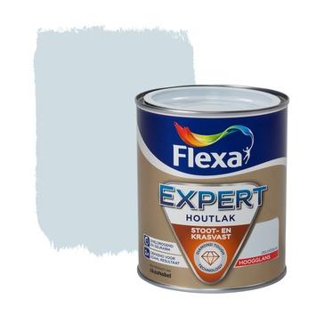 Flexa Expert lak dauwblauw hoogglans 750 ml