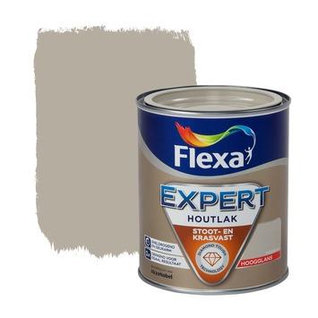 Flexa Expert lak beigebruin hoogglans 750 ml