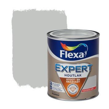 Flexa Expert lak zilvergrijs hoogglans 750 ml