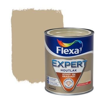 Flexa Expert lak zandbeige hoogglans 750 ml