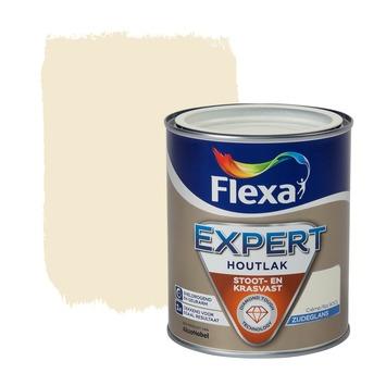 Flexa Expert lak R9001 crème wit zijdeglans 750 ml