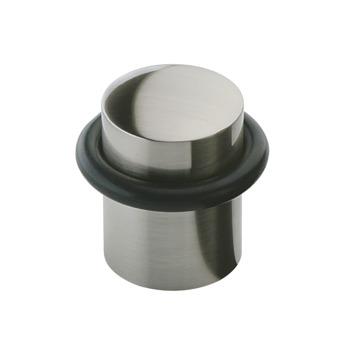 Deurstopper Ton mat nikkel 33 mm