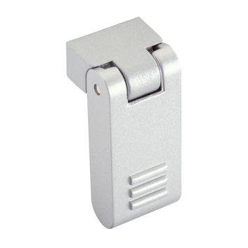 Knop Moniek aluminium 36mm