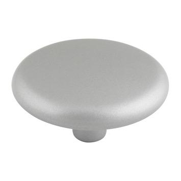 Knop Babette aluminium 40mm
