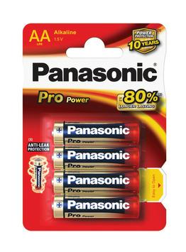 Panasonic Pro power batterij AA 4 stuks