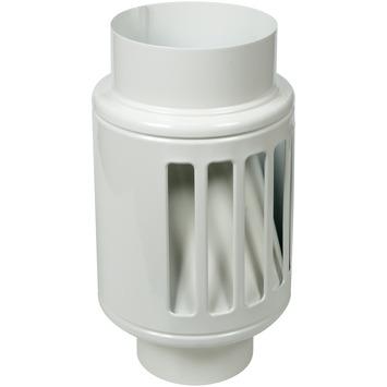 Vewi-klep aluminium 100x130 mm