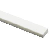 GAMMA tochtband universeel PVC wit 3 meter 2 stuks