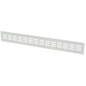 IVC Air ventilatiestrip aluminium wit 50x6 cm