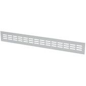 IVC Air ventilatiestrip geanodiseerd aluminium 50x6 cm