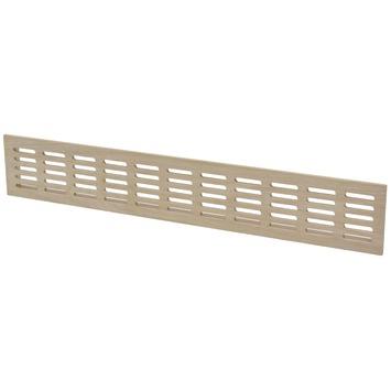 IVC Air ventilatiestrip hout eiken 50x8 cm