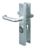 Nemef veiligheidsbeslag kruk/kruk anti-kerntrek SKG*** 3417-55 55 mm