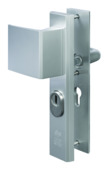 NEMEF veiligheidsbeslag met kerntrekbeveiliging SKG 3-sterren voordeur 55 mm
