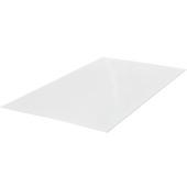 Tegelboard wit 3,2 mm 244x122 cm