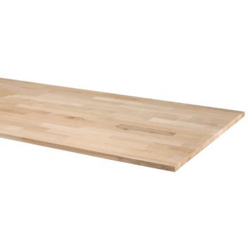 CanDo massief tafelblad beuken 200x80 cm 26 mm