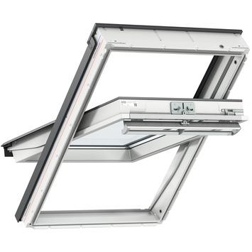 Velux tuimelvenster vochtbestendig mat glas wit CK02 55x78 cm