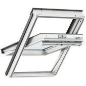 Velux tuimelvenster vochtbestendig HR++ glas wit CK02 55x78 cm