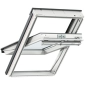 Velux tuimelvenster vochtbestendig HR++ glas wit MK06 78x118 cm