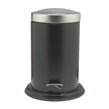 Sealskin Pedaalemmer Acero Zwart 3 Liter